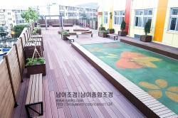 천안 A유치원 옥상조경-1